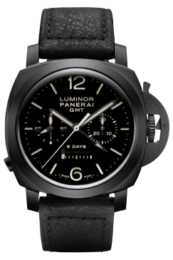 Luminor Chrono Monopulsante 8 Days GMT - 44mm