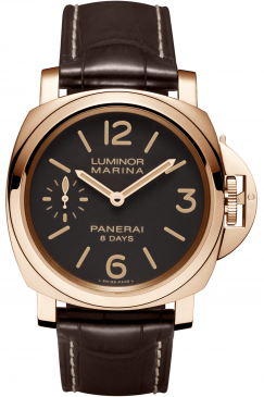 Luminor Marina 8 Days Oro Rosso - 44mm